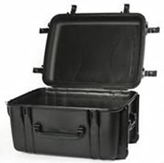 "product image for Seahorse Black Amzncase 1220-25.70"" x 19.50"" x 13.10"" Transport/Tradeshow case with Wheels. Comes Empty."