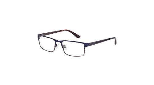 Hackett London 1159/Mens/Rectangular/Stainless Steel Eyeglasses/frames