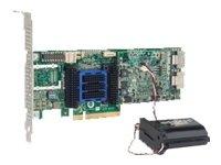 Adaptec RAID 6805TQ PCI-E Adapter 64 BIT