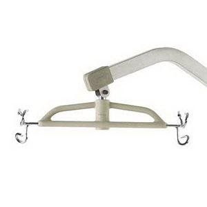 Hanger Bar Retrofit Kit with Latches for use with 9805P Hydraulic Patient Lift [Each-1 (single)]