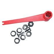 PIRANHA Propeller FLOATING PROPWRENCH WITH INSERTS TO FIT MOST MAKES AND MODELS