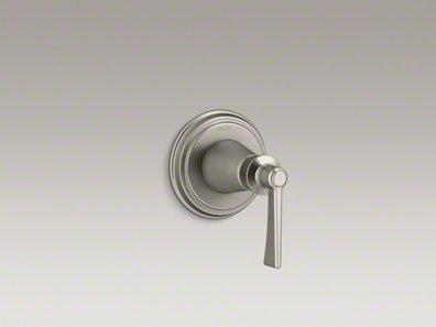 kohler archer faucet nickel - 9