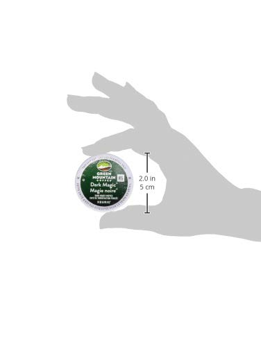 Green Mountain Coffee Dark Magic single serve K-Cup pods for Keurig brewers, 48 Count by Green Mountain Coffee Roasters (Image #7)