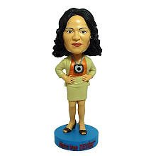 Bif Bang Pow! Dexter Bobble Head Lt. Maria (Dexter Bobble Head)