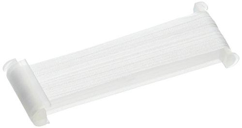 YLI 10051-3 Silk Ribbon, 4mm by 5 (4mm Silk Embroidery Ribbon)