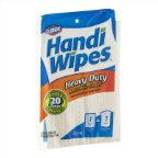 Clorox Handi Wipes Heavy Duty Reusable Cloths, 3 PK (Pack of 12) Colors may vary