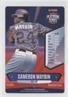 (Cameron Maybin (Baseball Card) 2015 Platinum Series Baseball 1st Edition - [Base] #CAMA)