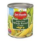 Del Monte Corn Whole Kernel Golden Sweet - 12 Pack