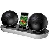 Sylvania Wireless iPod Stereo Speaker Dock (Black)