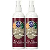 Wine Away Red Wine Stain Remover Citrus Scent 12 Oz,Set of 2