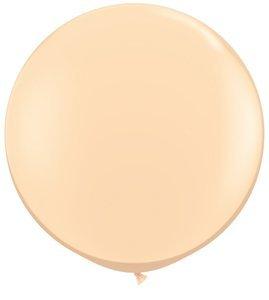 Qualatex Round Latex Balloons Blush product image