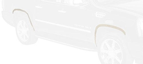 Putco 97319GM Stainless Steel Full Fender Trim Kit for Cadillac Escalade - (Cadillac Escalade Fender Trim)