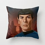 Busy Deals New Mr  Spock Pillowcase Home Decoration Pillowcase Covers