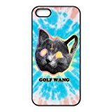 FEEL.Q- OFWGKTA Odd Future Golf Wang Wolf Gang iPhone 5S Case, iPhone 5 Case, Hard Protective Rubber iPhone 5 5S Cases Cover