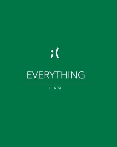 Everything I Am   Green 8X10  Volume 5