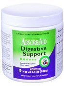 AbsorbAid Digestive Support (Plant Enzyme Powder) 3.5 oz (100g) by Nature's Sources by Nature's Sources