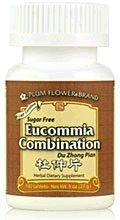 Eucommia Combination (Du Zhong Pian), 100 ct, Plum (Eucommia Combination)