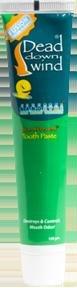 Dead Down Wind 1220 Ddw Toothpaste 100Gm Tube