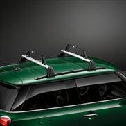 Rack Roof Mini Cooper (MINI Cooper Genuine Factory OEM 82712327916 F56 Roof Rails 2014-2015 mini cooper hard top)
