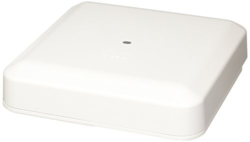 (Cisco Aironet Wireless Access Point - AIR-AP2802I-B-K9 (3 MU-MIMO Streams, 2.4GHz and 5GHz Radios, Wave 2, 802.3at PoE))
