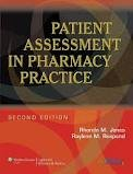 img - for Patient Assessment in Pharmacy Practice 2nd (second) edition book / textbook / text book