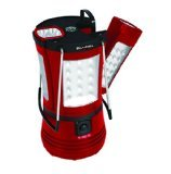 Bell + Howell Super Torch 70-LED Lantern with 2 Detachable Flashlights, Red
