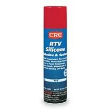 RTV Silicone Adhesive/Sealants - 8 oz. red rtv silicone a [Set of 12]