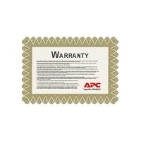 APC WMS1YRHW-BASIC Extended Warranty - Extended service agreement - parts and labor - 1 year - for InfraStruXure Central Basic