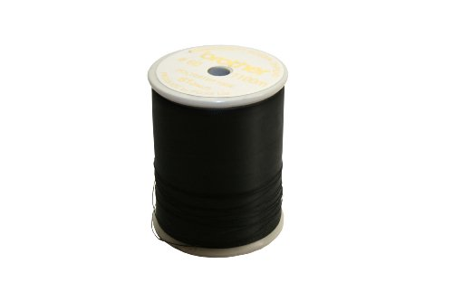 Brother 5 Pack SAEBT999 Embroidery Thread, Black, 60 Weight