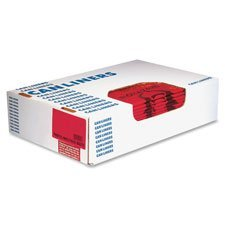 Heritage Healthcare Biohazard Can Liners, 40-45 Gallons, 40'' x 46'', 1.3 Mil, Red, Box of 200 by Heritage Products