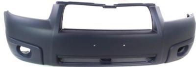 Front Plastic Textured Bumper Cover for 2006-2008 Subaru Forester SU1000152 Crash Parts Plus