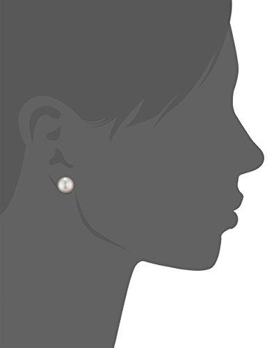 Majorica 10mm Champagne Pearl Stud Earrings Buy Online