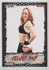 Velvet Sky (Trading Card) 2008 TRISTAR TNA Wrestling Impact! - [Base] #51