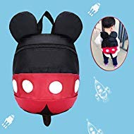 (Backpack) Baby Safety Walking Toddler Anti-Lost Belt Harness Backpack Toddler Anti-Lost Backpack Belt with Safety Leash Mini Strap for Boys and Girls QE00-2