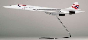 Concorde Jet (British Airways Concorde 1/100 Scale)
