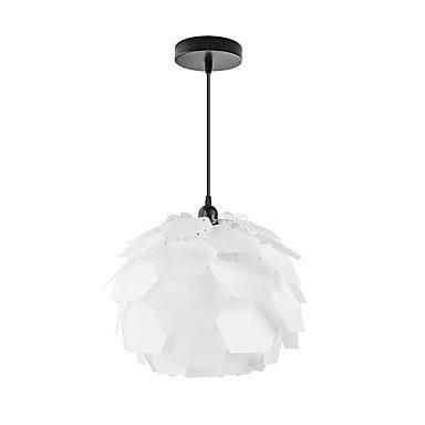 BAJIAN-LI Modern luxury A-04 Designer Style Artichoke Layered Ceiling Pendant Lampshade #12