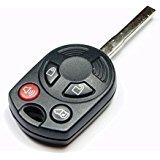 Parts Oem Truck Ford - New Oem 4 Button Ford Transit Remote Key Part# 164R8126 W/New Duracell Battery