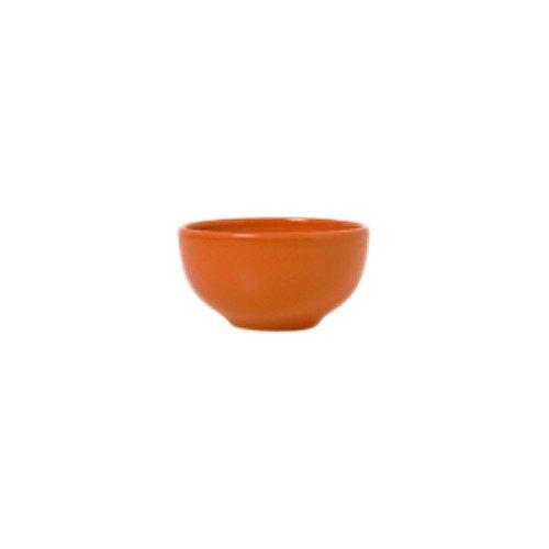 Syracuse China 903045005 Cantina Cayenne 8 Ounce Bouillon - 12 / CS ()