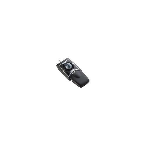KENSINGTON optical expert trackball mouse 7.0 w/scroll ring (black)