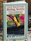 1,029 Backyard Birding Secrets, , 0898213258