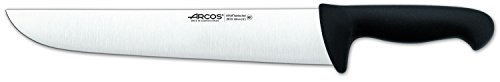 Arcos 12-Inch 300 mm 2900 Range Butcher Knife, Black by ARCOS