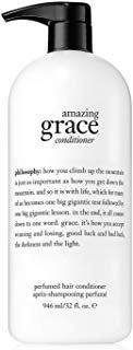 Philosophy Amazing Grace Perfumed Conditioner - Limited Edition Luxury Size - 32 ounces