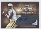 Century Club (JaMarcus Russell #97/100 (Football Card) 2007 SAGE Aspire - Century Club - Autographs #A-C1)