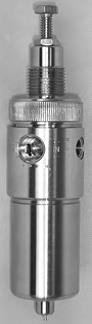 Monnier 1/4'' Stainless Steel Filter Regulator