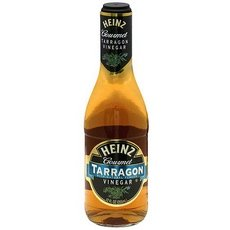 Heinz Tarragon Vinegar, 12 Fluid Ounce - 12 per case.