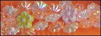 Agua Viva USA Kids Beaded Flowers