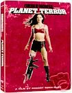 Grindhouse Presents: Planet Terror - 2 DVD set W/Bonus DVD and Limited Edition Steel Book Case