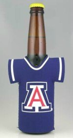 Arizona Wildcats Bottle Jersey Holder