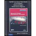 Worktext for Advanced Engine Performance Diagnosis, Halderman, James D., 0135060397