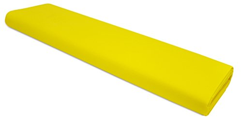 Fairfield Oly Fun Multi-Purpose 60-Inch Craft Material 10-Yard Lemon Drop by Fairfield